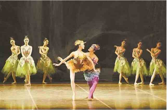 上海芭蕾舞团携原创舞剧《梁祝》周末登陆深圳大剧院艺术节