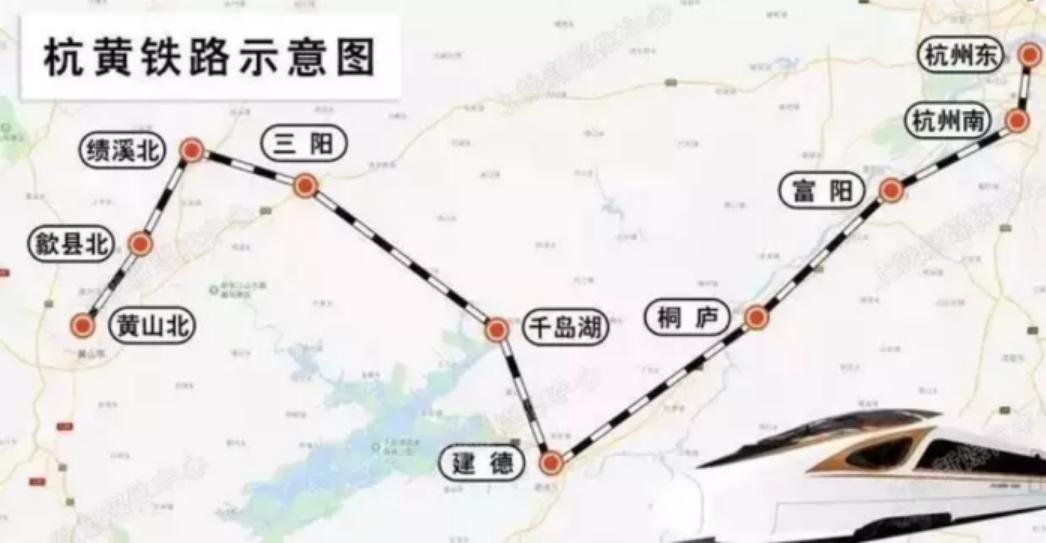 离上海最近的最美高铁线,上海人去这里旅游更方便啦~